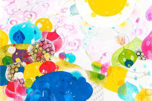 FUNADAJUNKO 舟田潤子 candycircus
